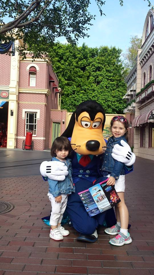 Goofy and Kids