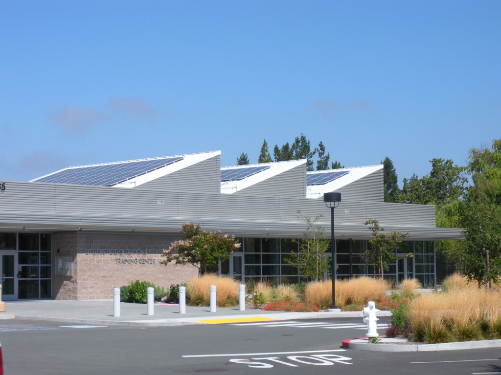 City of Santa Rosa's Field Operations Building hosted the MMANC Event in July 2015
