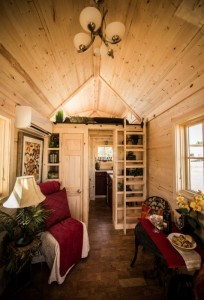 Inside a Tiny House